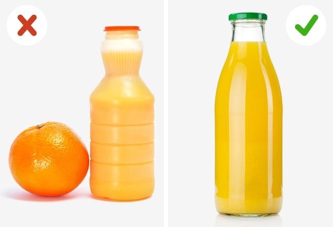 © depositphotos  Вчем опасность : Токсичные химикаты могут попасть вваш напиток. Большинство
