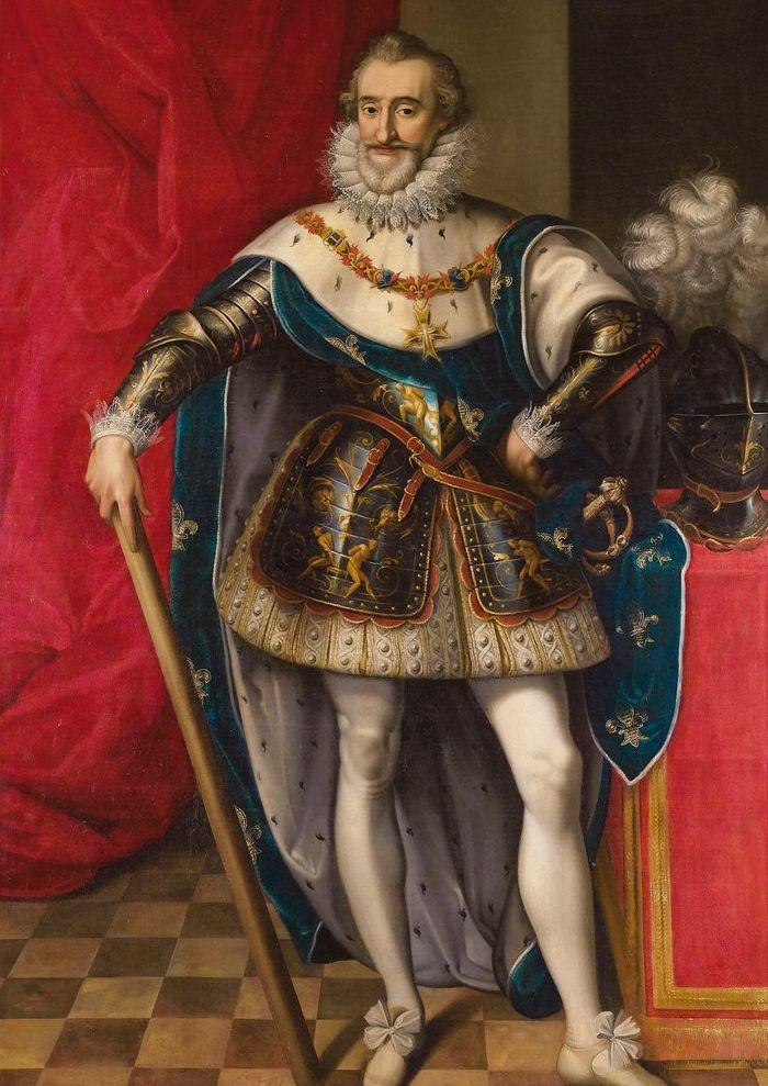 Генрих IV, король Франции «Добрый» король прославился своим высказыванием «Я хочу, чтобы у каждого м