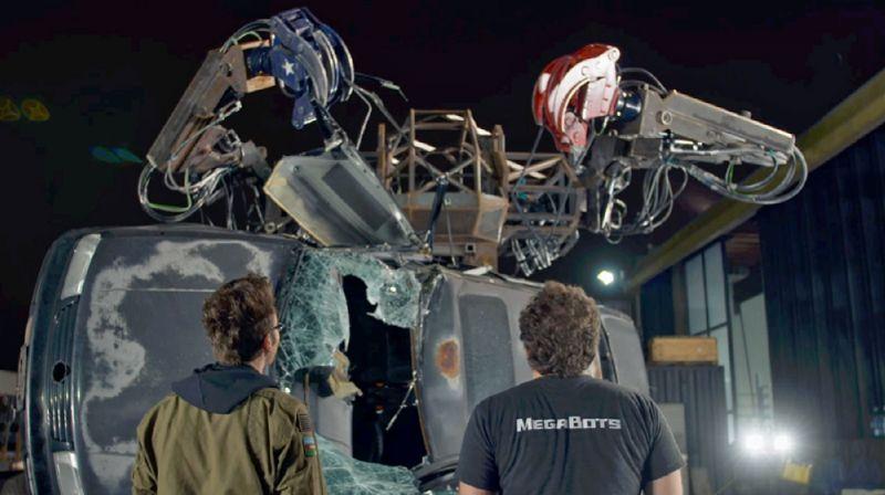 Дуэль огромных военных роботов Mk.III иKuratas состоится летом