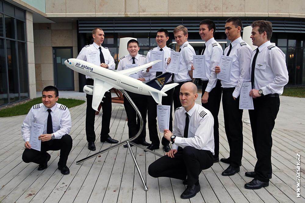 Лётная школа на Изумрудном Острове