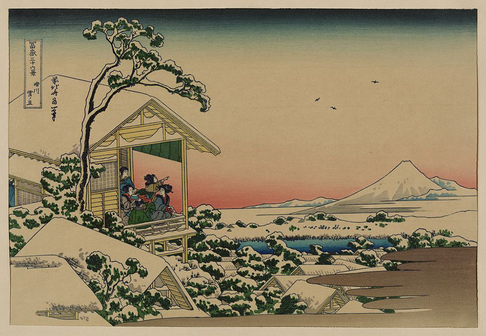 Download More than 2,500 Images of Vibrant Japanese Woodblock Prints and Drawings From the Library of Congress (9 pics)