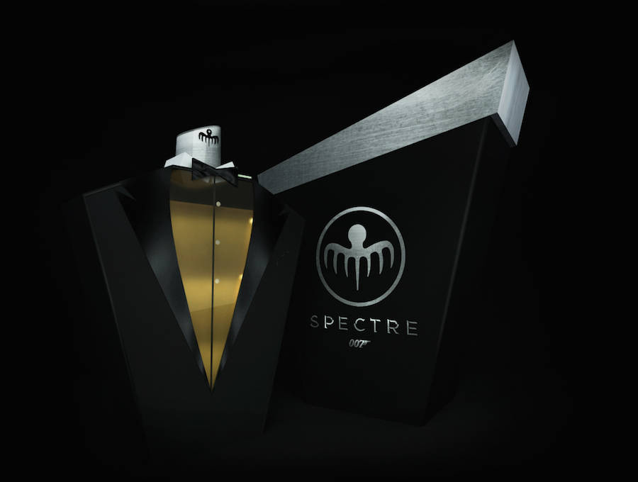 Spectre 007 & Diesel Perfume Concepts (10 pics)