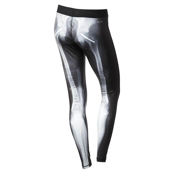 Nike X-Ray Bone - Jogging pants and Anatomy