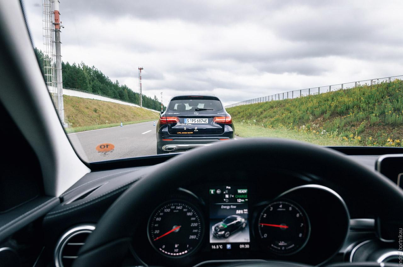 Star Experience 2017. Минск. Mercedes. Plug-in Hybrid EQ.