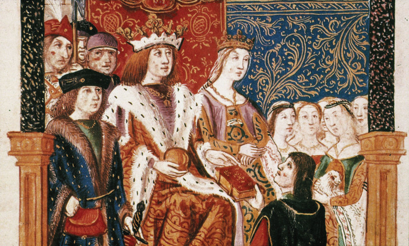successfully did ferdinand and isabella consolidate royal Where did the idea of the nation-state come from  under queen isabella and king ferdinand  seeking to consolidate royal power.