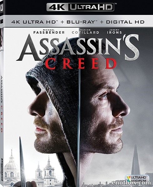 Кредо убийцы / Assassin's Creed (2016) | UltraHD 4K 2160p