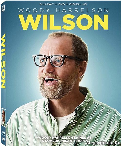 Уилсон / Wilson (2017/BDRip/HDRip)