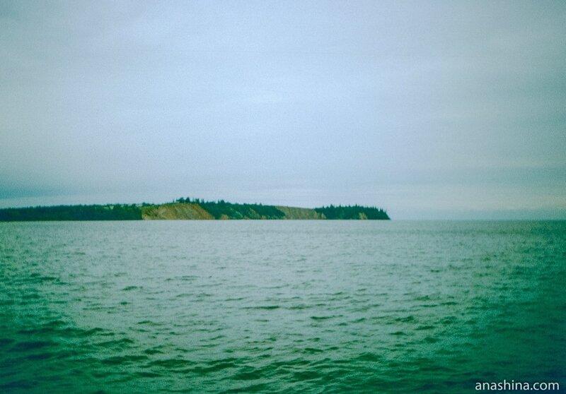 Андомский мыс, Онежское озеро