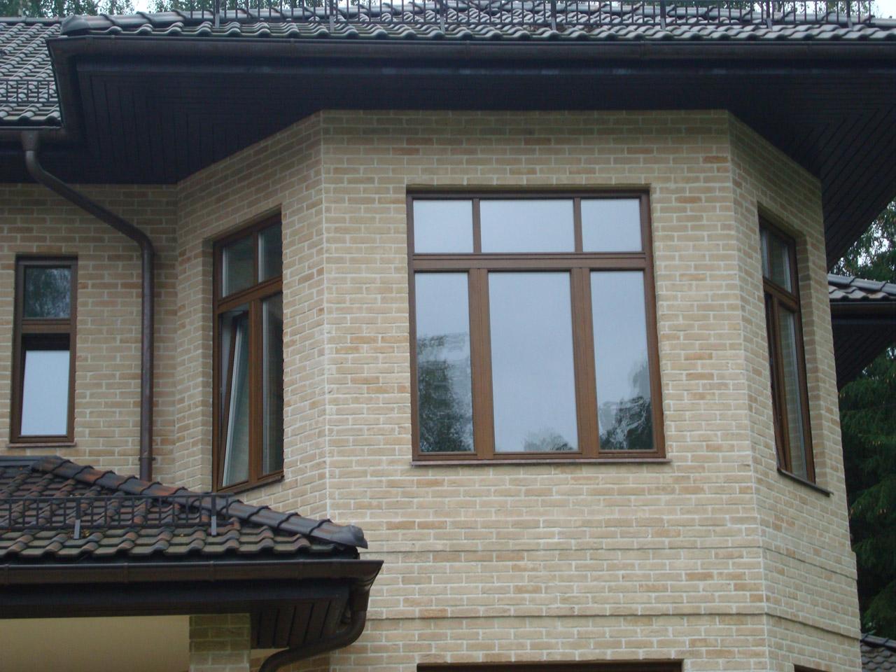 Цветные окна в Зеленограде