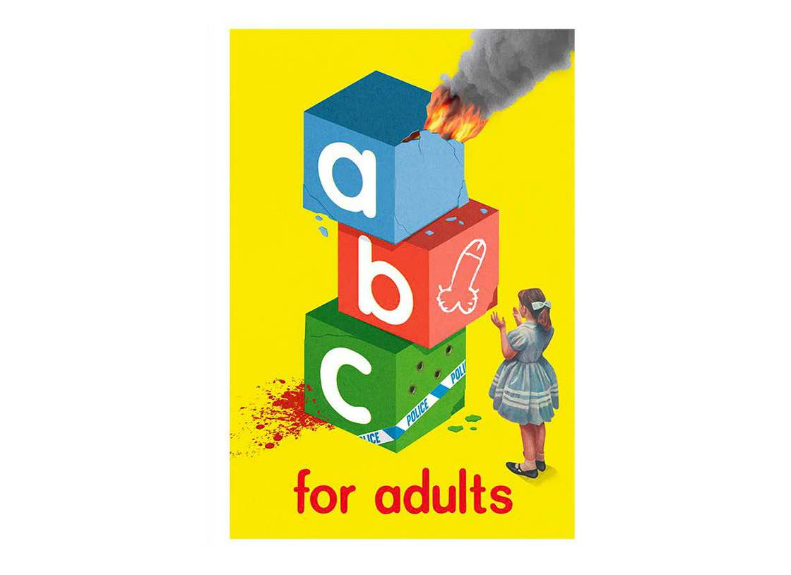 ABC for Adults - Un abecedaire tres decale pour les adultes