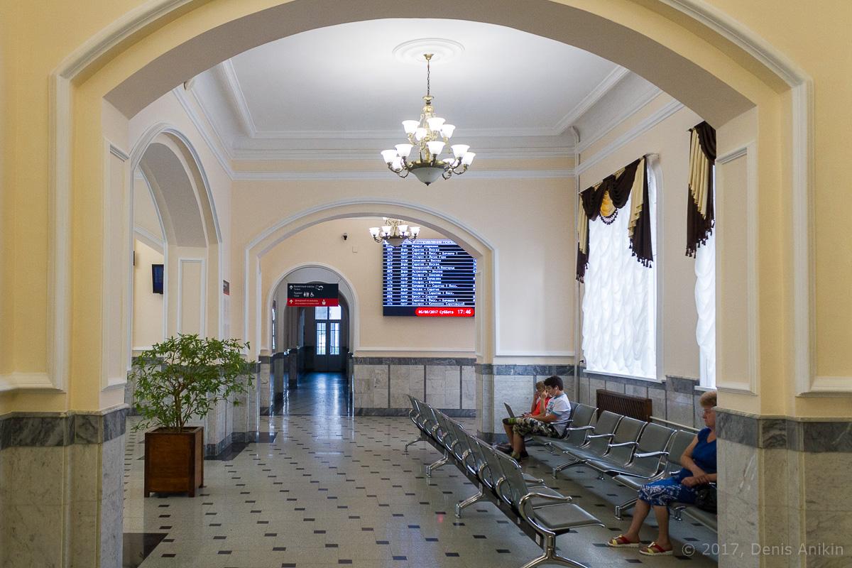 Железнодорожный вокзал Аткарск фото 11