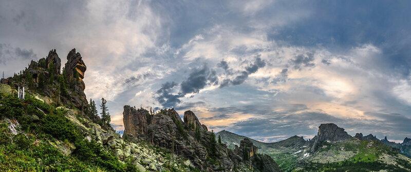 Бастионы Каменного Замка.