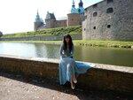 платье Голубой Замок
