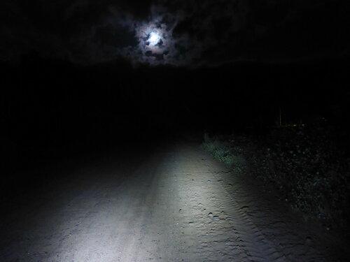 ночная езда на велогонке Тур Юнайт Tour Unite 1000 км