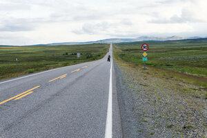 велопоход по северной Финляндии и Норвегии с ребенком