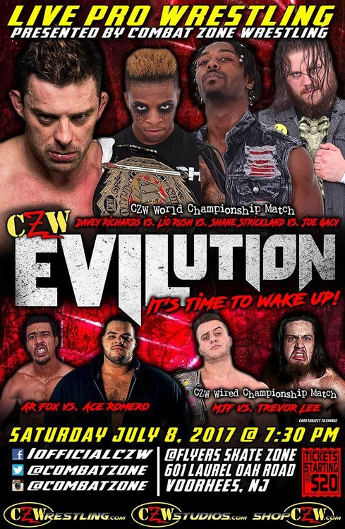 Post image of CZW EVILution