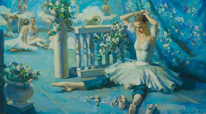 Анастасия Вострецова. Волшебство и легкость.