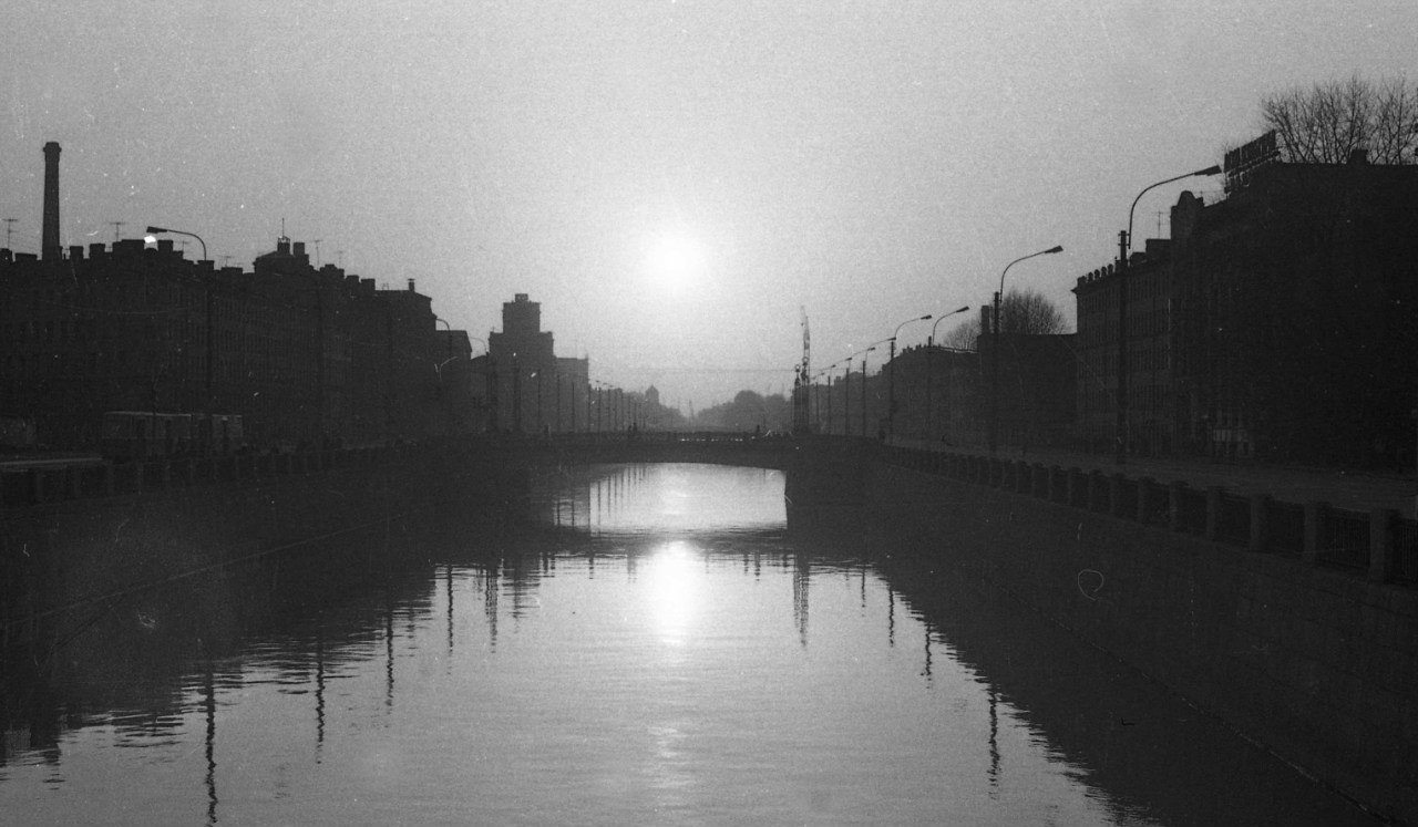 1970-е. Закат на Обводном
