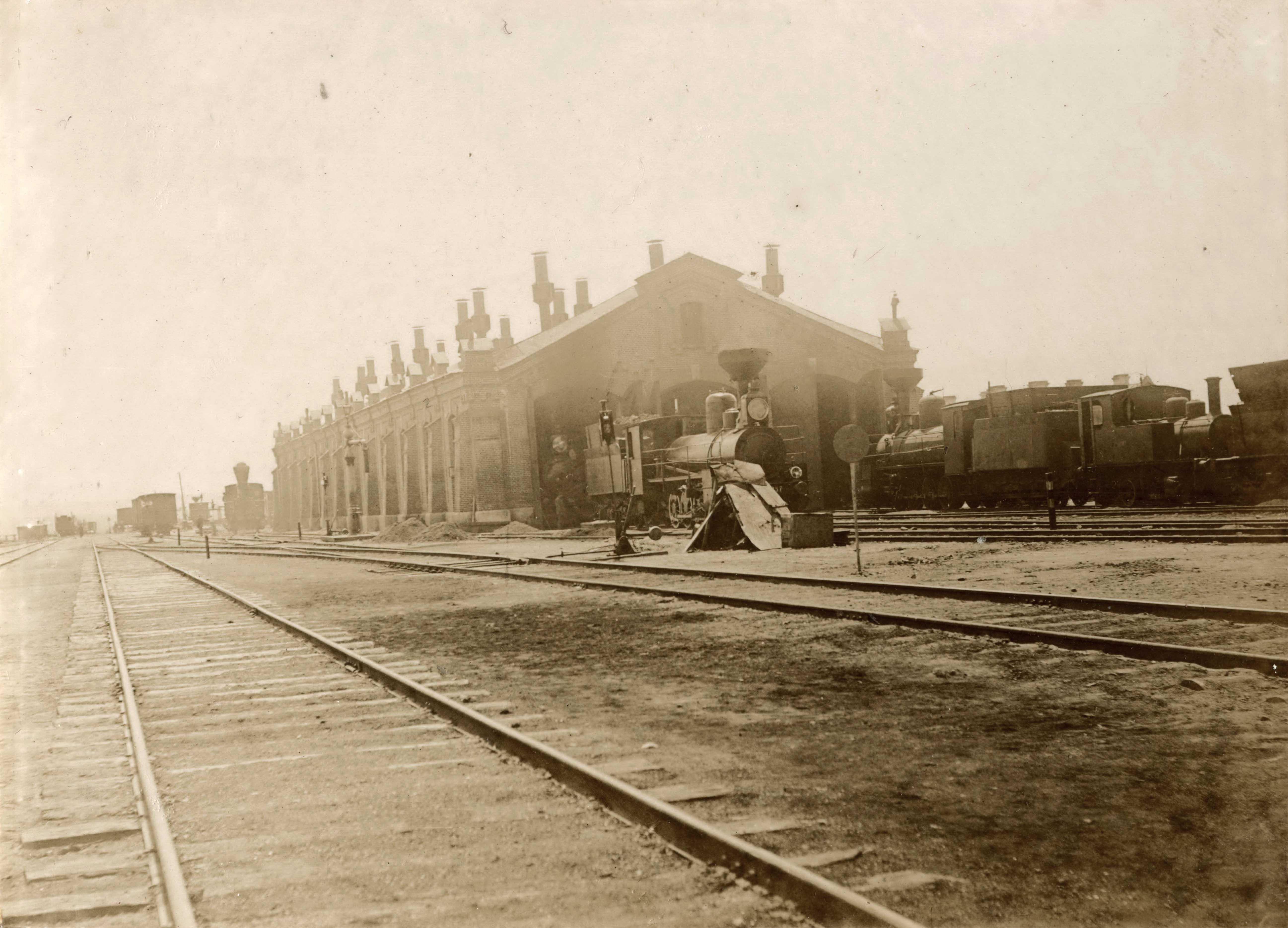 15. Станция Никольское