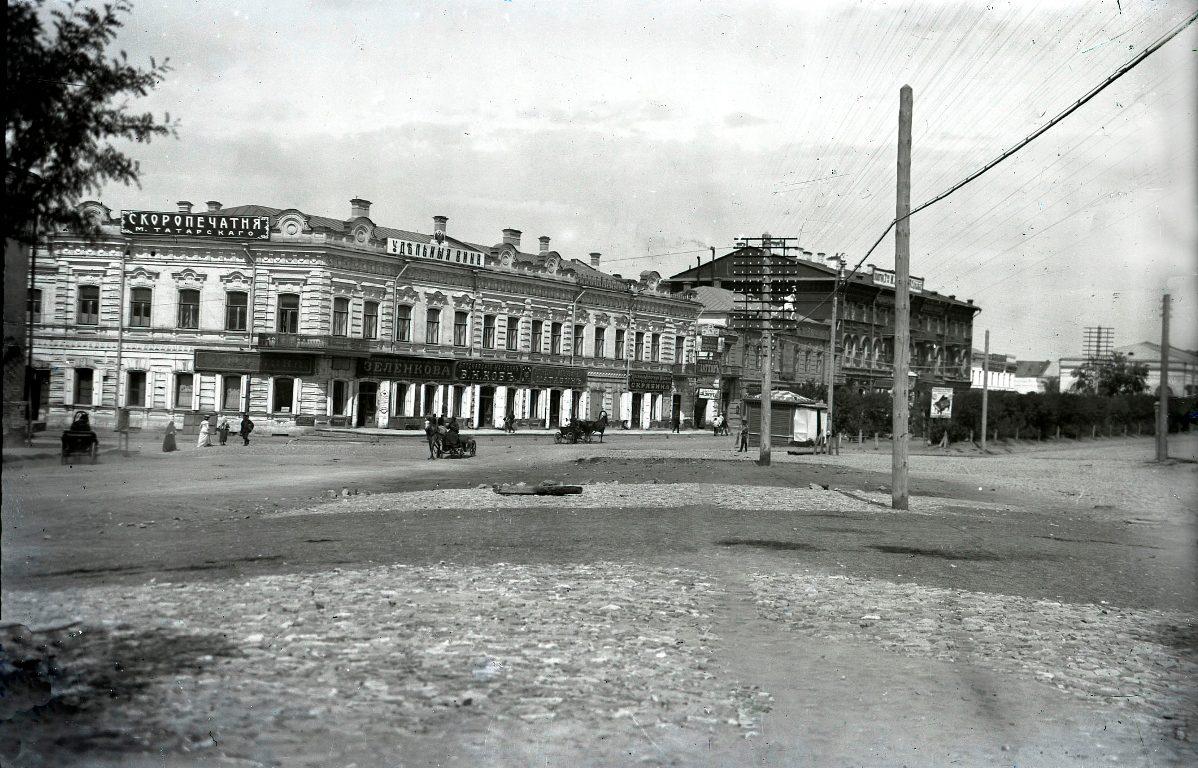 Большая Саратовская улица