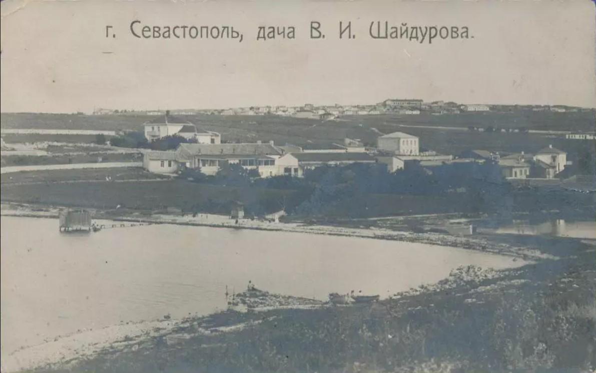Дача В. И. Шайдурова
