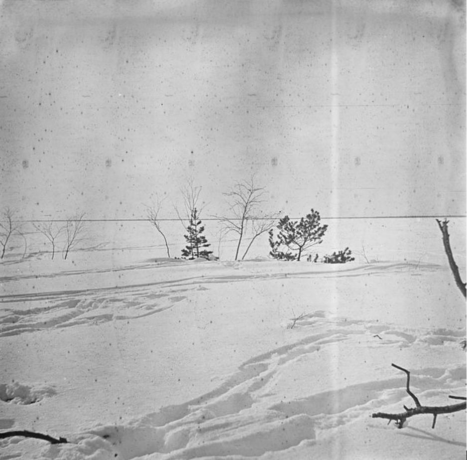142. Зимний пейзаж Нарел-Ту