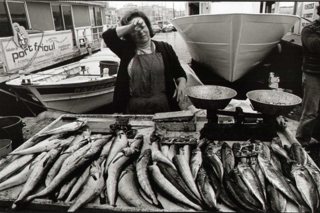 1981. Набережная Бельгии, Марсель