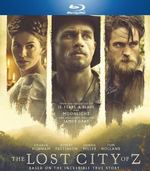 Затерянный город Z / The Lost City of Z (2016/BDRip/HDRip)