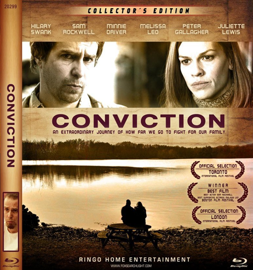 Приговор / Conviction (2010/BDRip/HDRip)