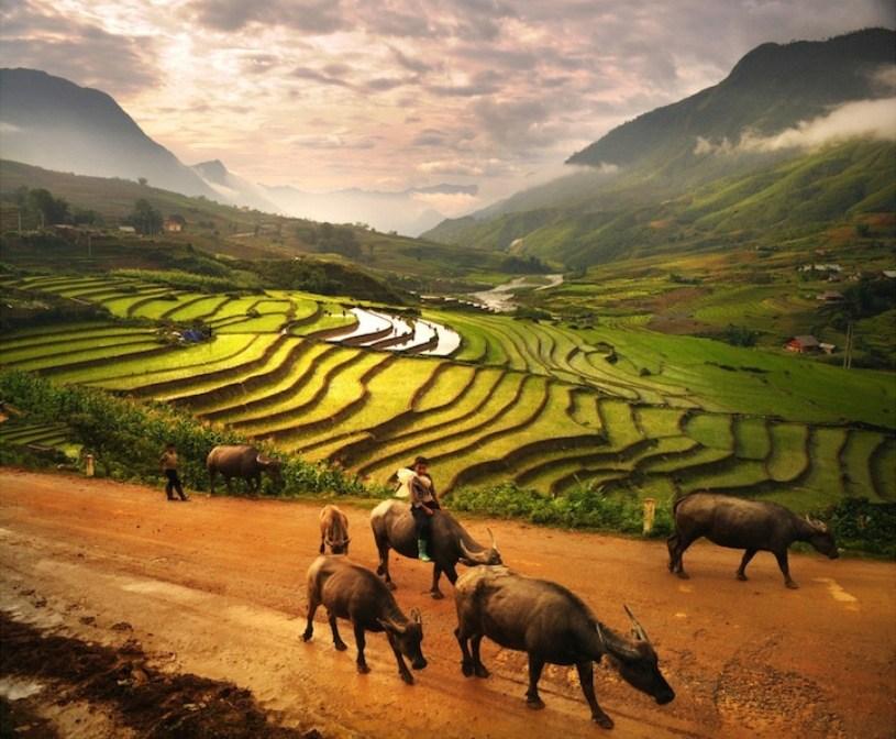 Отдаленные районы Таиланда, куда обычно не добираются туристы