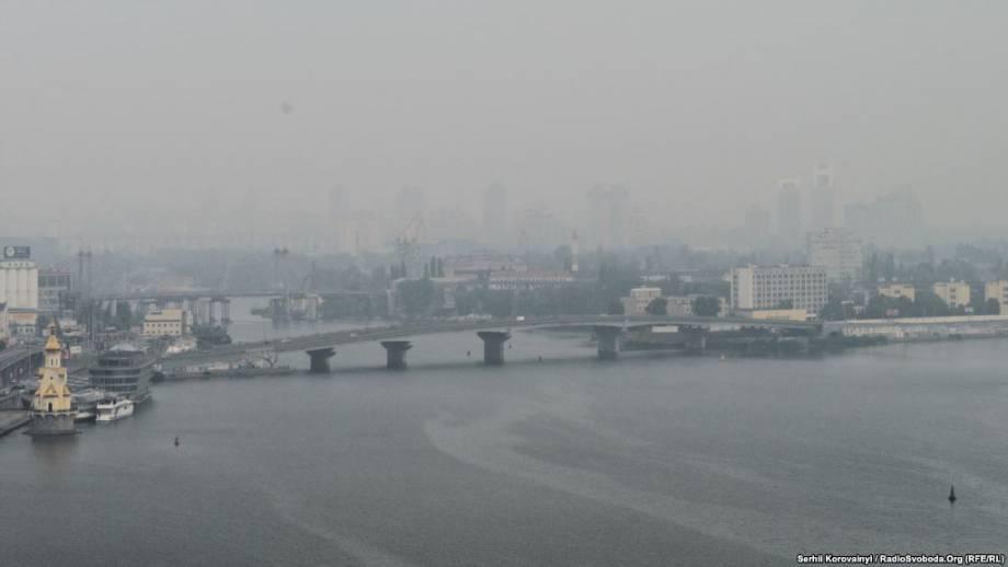 В Киеве местами повышенный уровень вредных примесей в воздухе – Держпродспоживслужба
