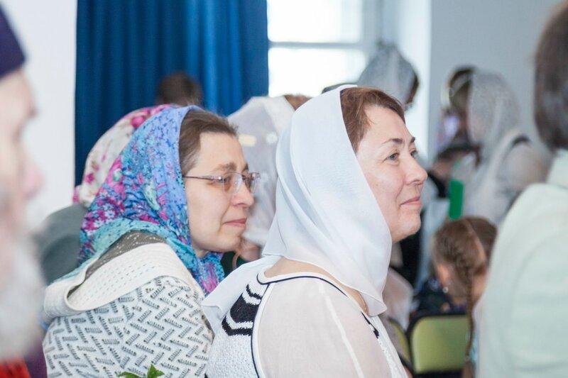 Первый епархиальный фестиваль православного песнопения «9-я Пятница по Пасхе»