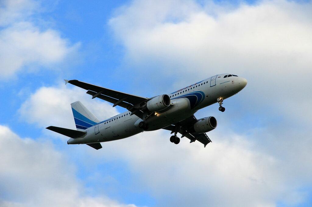 Airbus A320-214 </p><p> REGISTRATION </p><p> VP-BHX