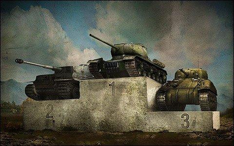 День танкиста. Танки