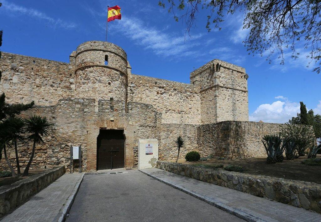 Castillo de Santiago, Sanlucar