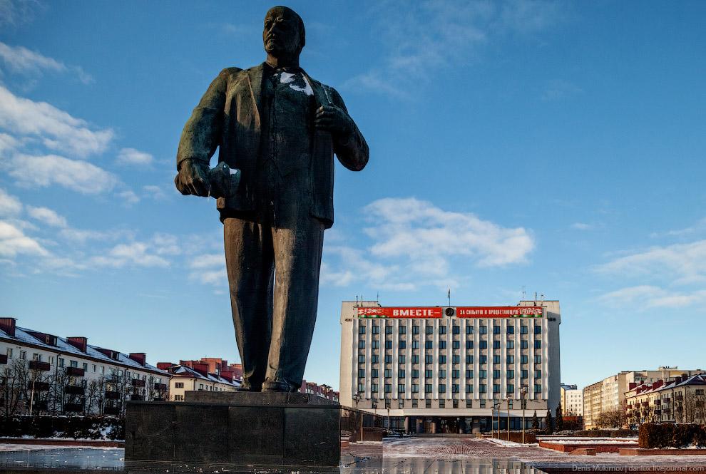 5. Бобруйск — пятый по величине город в стране.