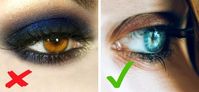 © Hibler2013  © CC BY-NC-SA  © pixabay.com  Для каждого цвета глаз подходит свой т