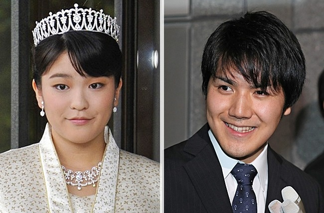 © eastnews  © eastnews  Наследная принцесса Японии Мако Акисино приняла предложение руки