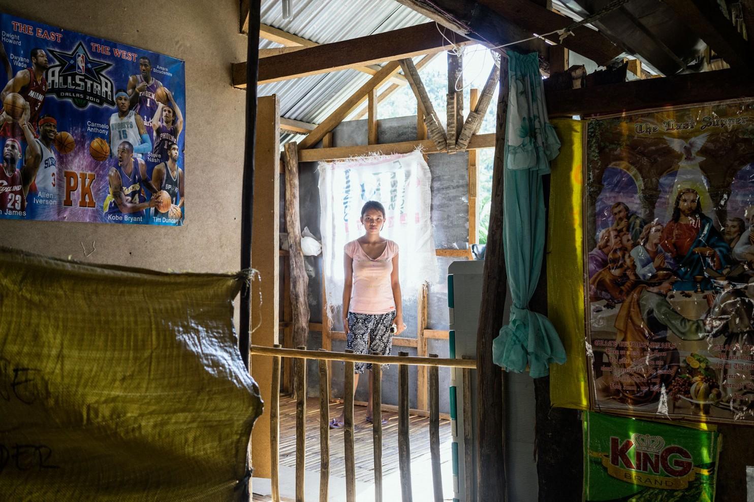 По данным ООН, тайфун «Хайян» оставил без крова около четырех миллионов филиппинцев. Только за 2014