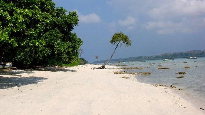 16. Остров Хэвлок Одним из самых больших Андаманских островов считается остров Хэвлок, занимающий те