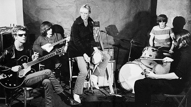 The Velvet Underground The Velvet Underground — название брошюры о тайной сексуальной субкультуре на