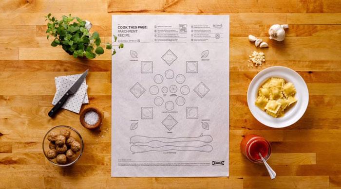 IKEA выпустила постеры с инструкцией, как готовить, и это гениально (15 фото)