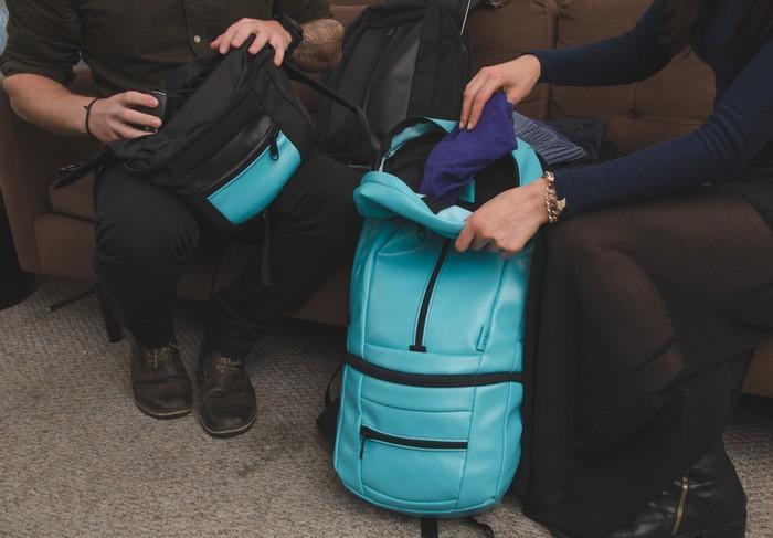 7. Правда, на сайте производителя не сообщается, сколько рюкзаков-трансформеров уже отправлено покуп