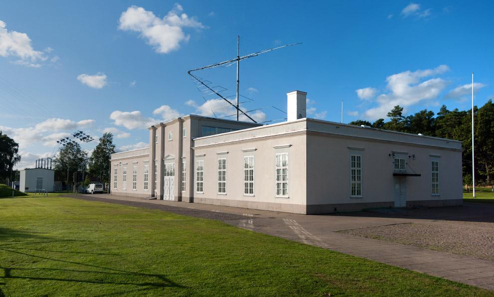 Радиостанция была возведена американским инженером шведского происхождения Эрнстом Александерсоном в