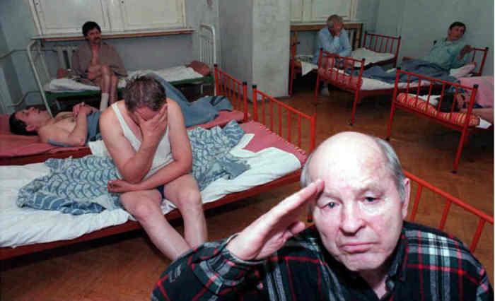 Советские вытрезвители — бессмысленные и беспощадные