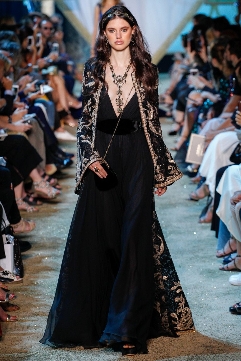 Неделя высокой моды: Elie Saab