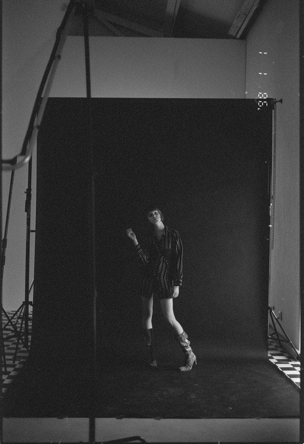 Vitalina Burton & Margott Bialik Star in Revs Magazine Maze Issue