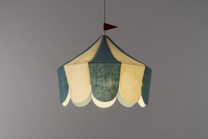 Circus Lamp by Javier Herrero Studio for Buokids