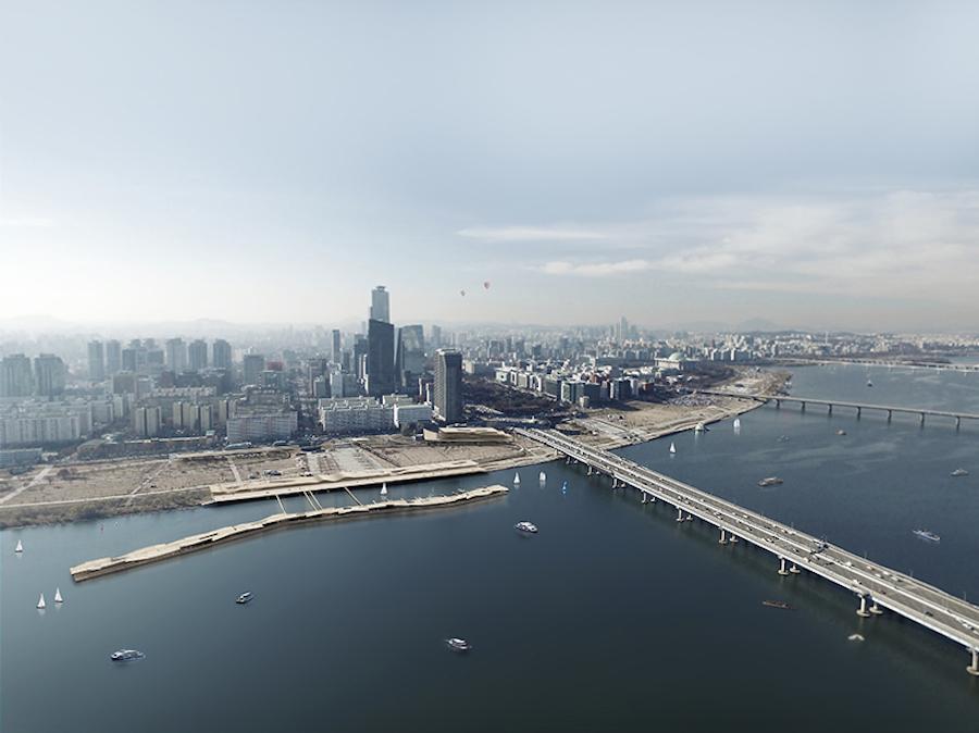 Pleasing Terminal Ferry in Seoul