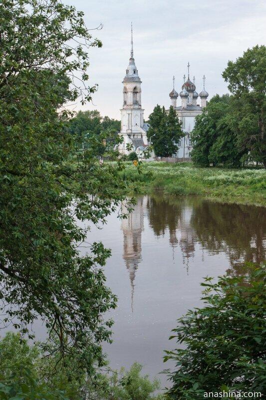 Церковь Сретения Господня, Вологда
